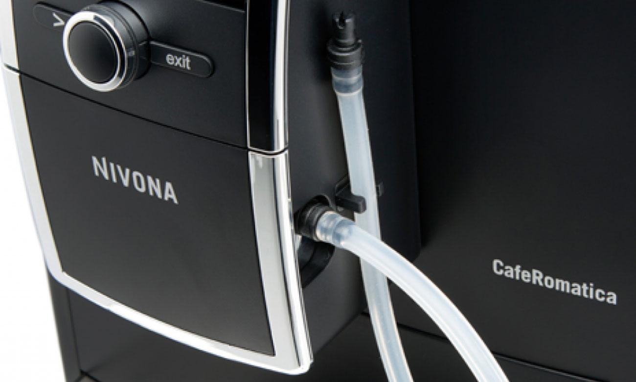 Funkcja One Touch Spumatore DUO w Nivona CafeRomatica 838