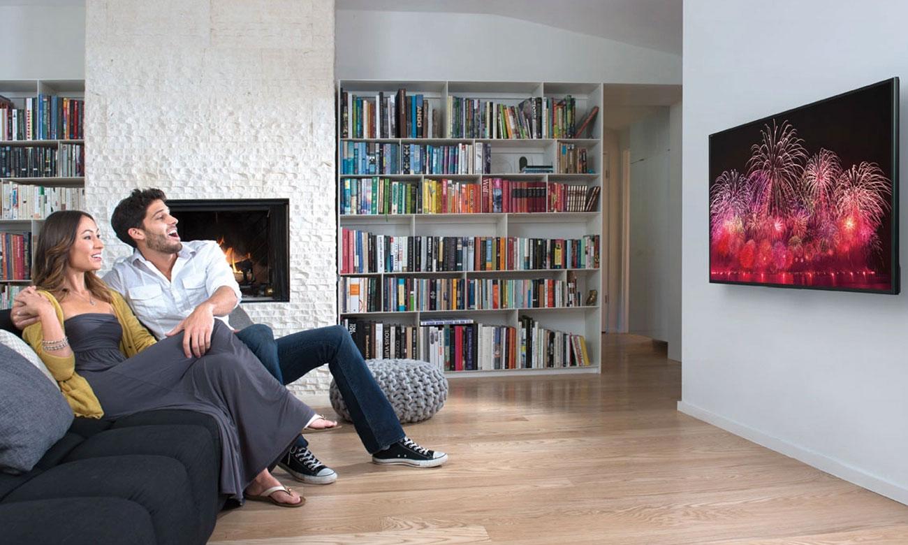 Odbiór Netfflix w telewizorze Philips 49PUS6482
