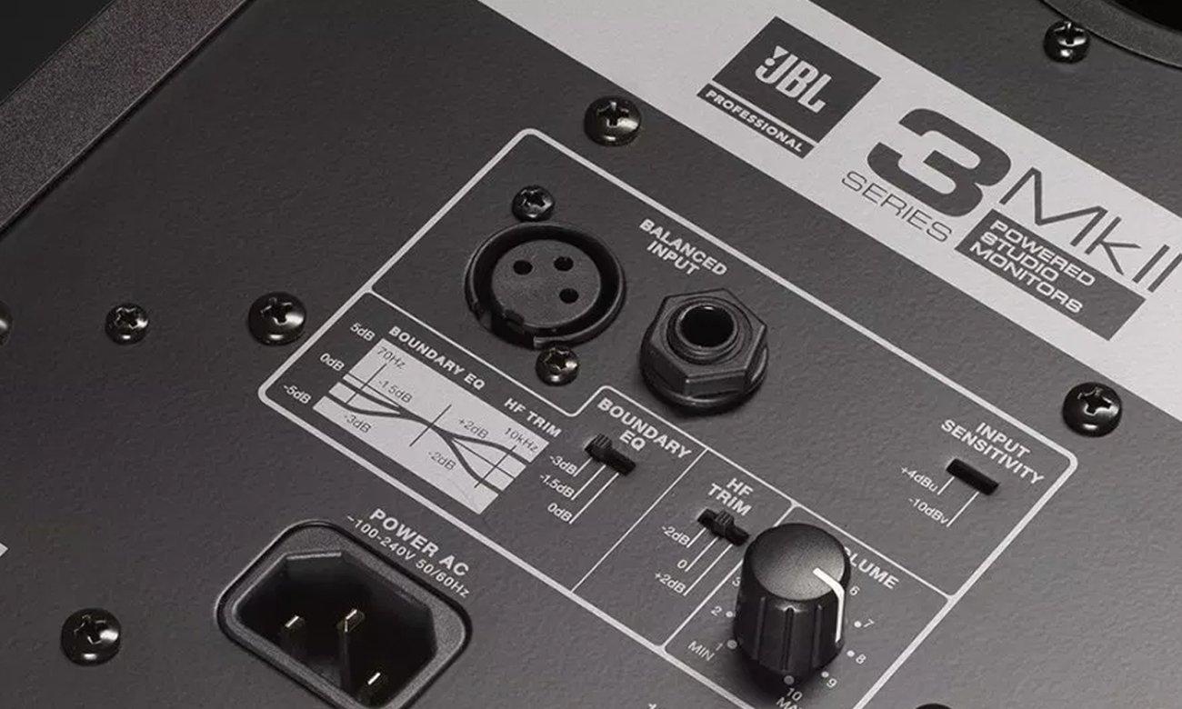 Przystępne cenowo monitory studyjne JBL 305P MKII