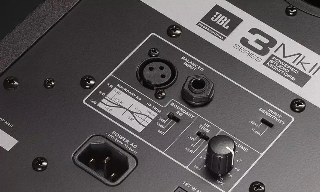 Przystępne cenowo monitory studyjne JBL 306P MKII