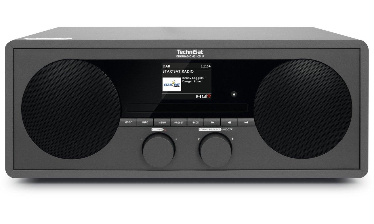 Radio TechniSat DIGITRADIO 451 CD IR