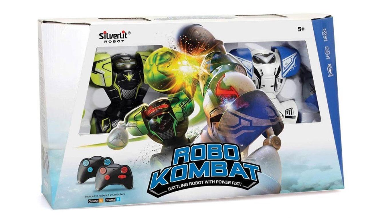 Zestaw Dumel Silverlit Robo Kombat 2-pak S88052