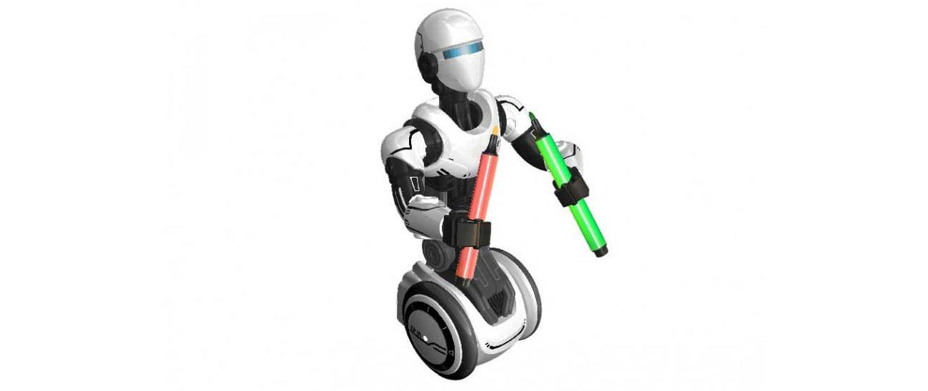 Robot Dumel Silverlit OP One S88550