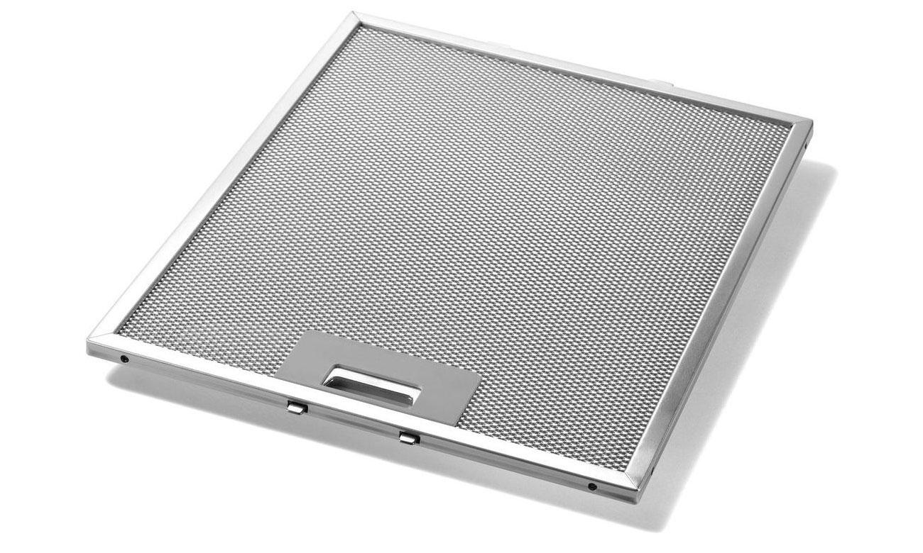 Aluminiowy filtr przeciwtłuszczowy w Amica OSC6211I