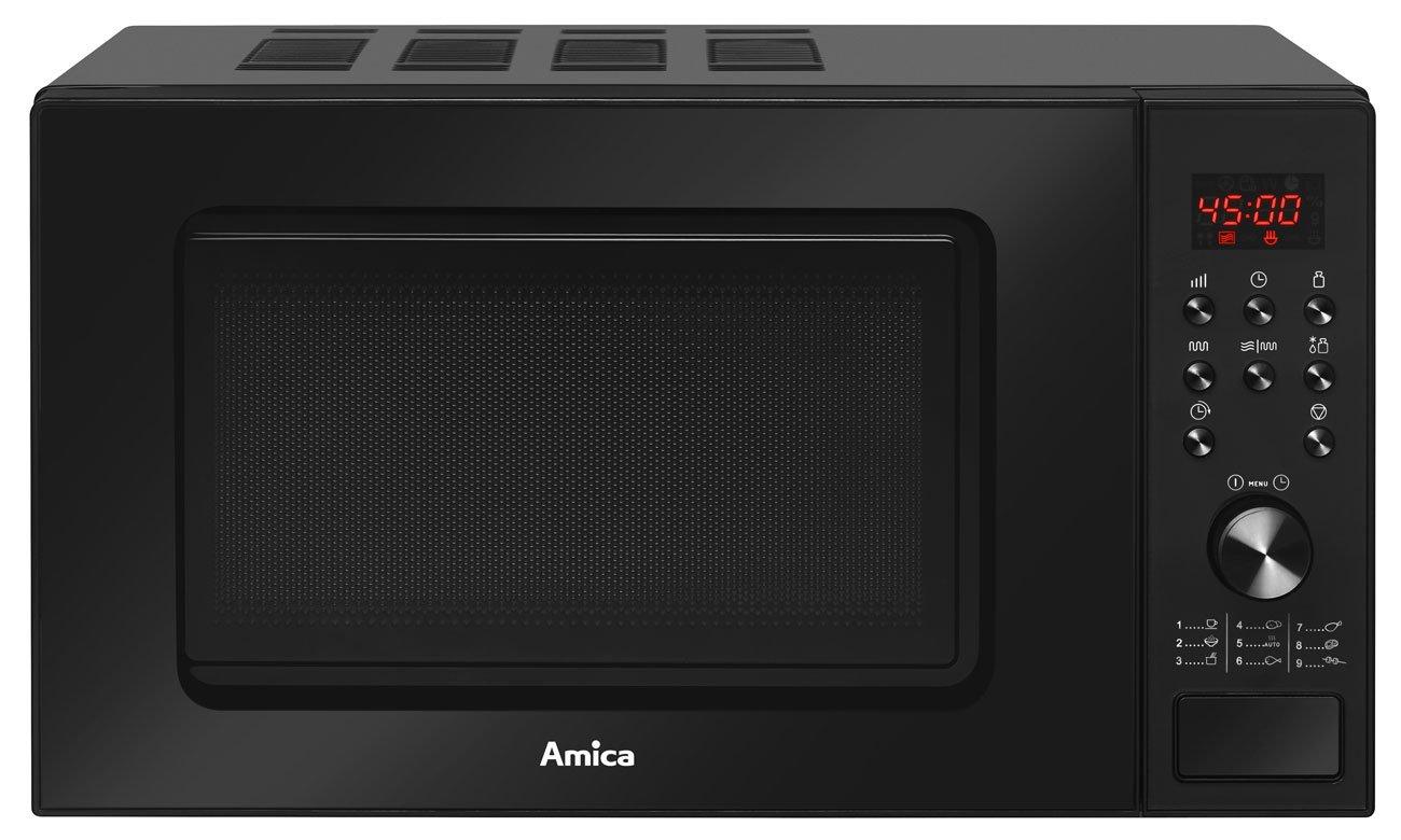 9 programów automatycznych w kuchence mikrofalowej AMGF20E1GB