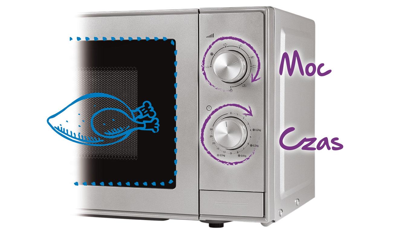 Kuchenka mikrofalowa Beko MOC20100B