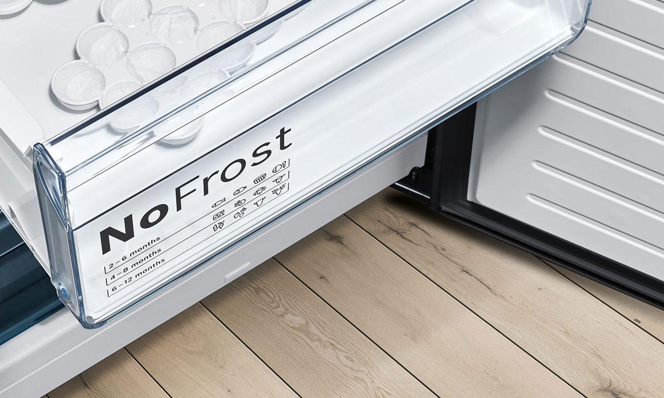 Zamrażarka Bosch z systemem NoFrost