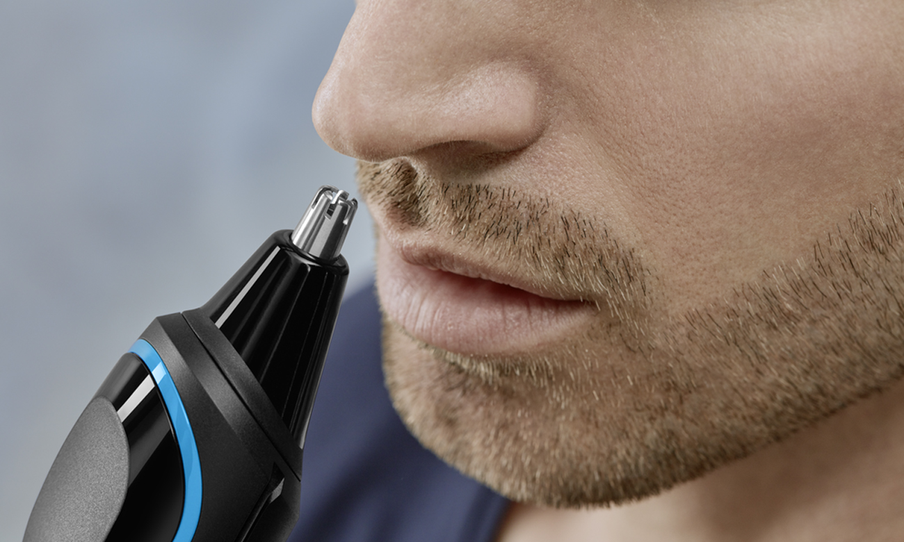 Zestaw do pielęgnacji zarostu i włosów na głowie Braun MGK3020
