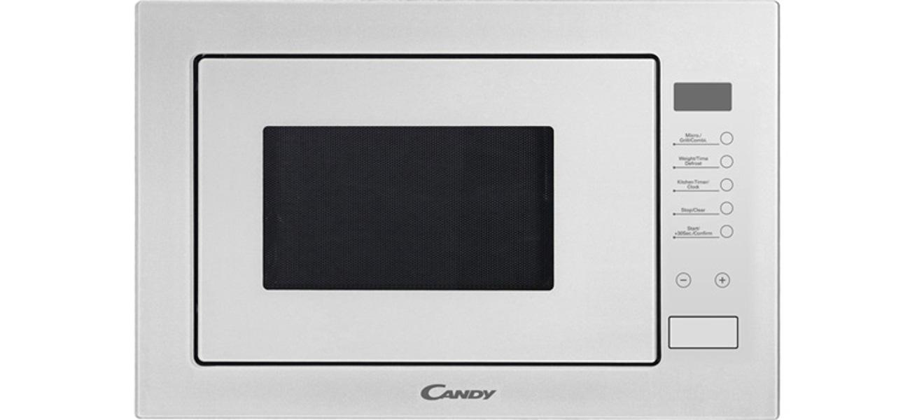 Przugotuj smaczne posiłki, dzięki 8 programom automatycznym w kuchence mikrofalowej candy MICG25GDFW