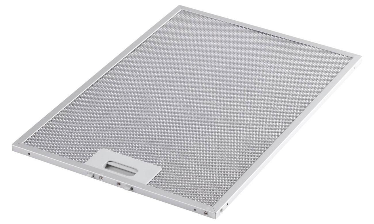 Aluminiowy filtr przeciwtłuszczowy w Gorenje BHP643S3BG
