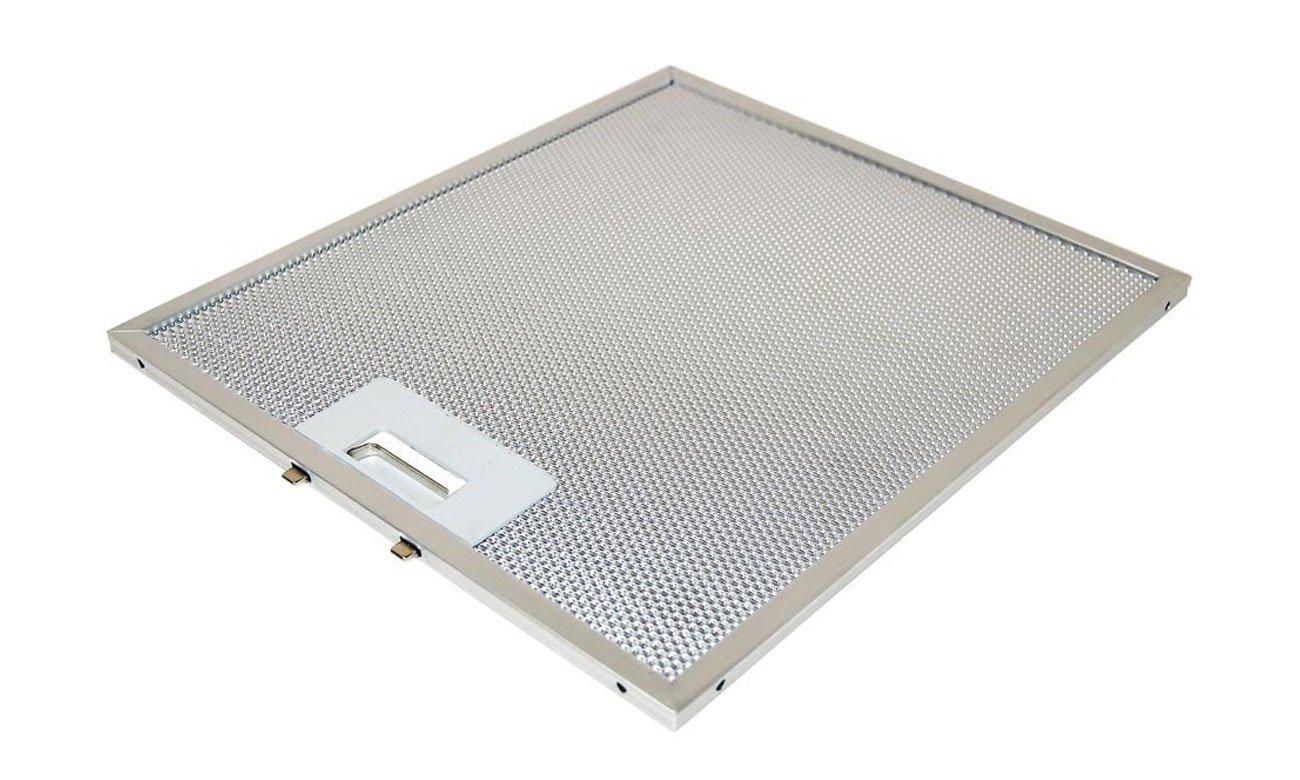 Aluminiowy filtr przeciwtłuszczowy w Gorenje DKF600MH