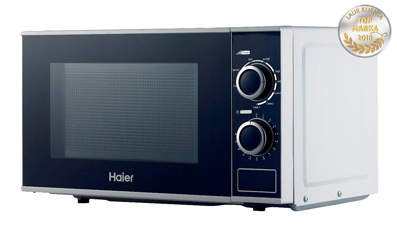 6 poziomów mocy w Haier HGN-2070M