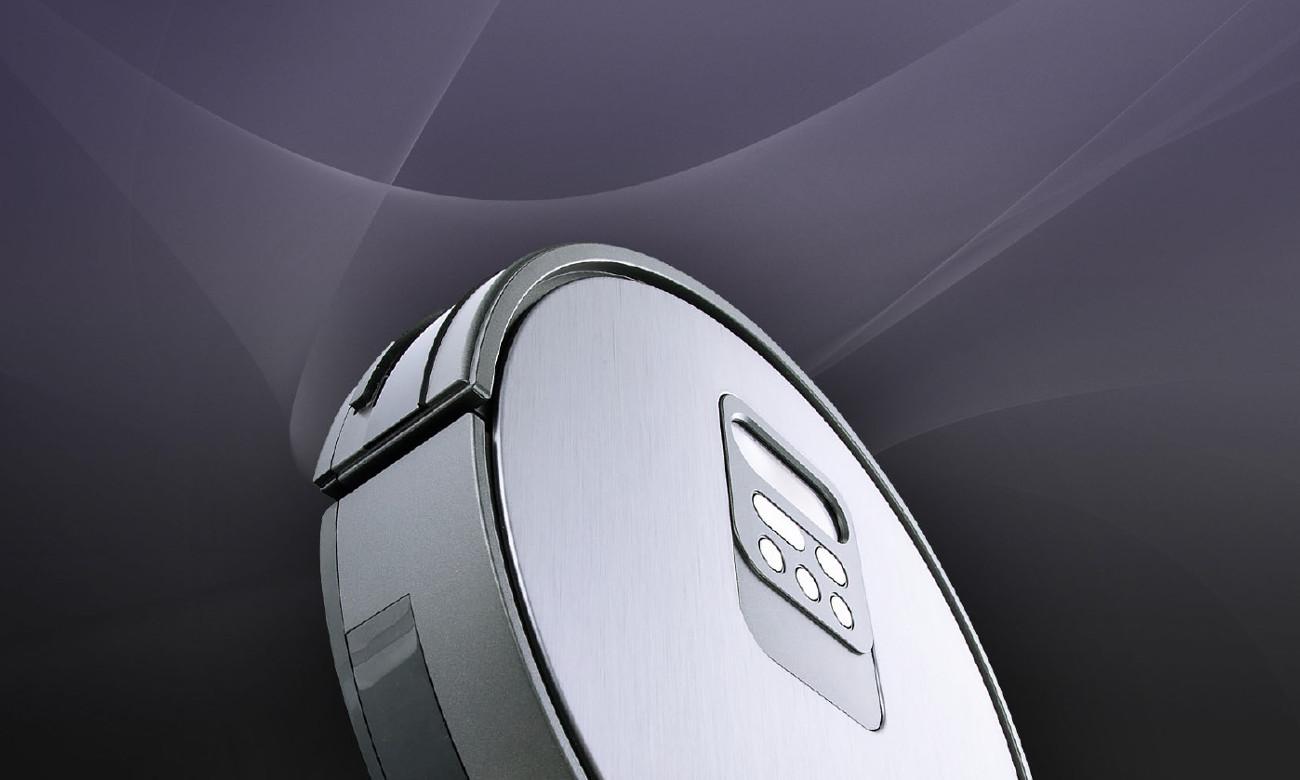 Ilife V80 planuje czyszczenie