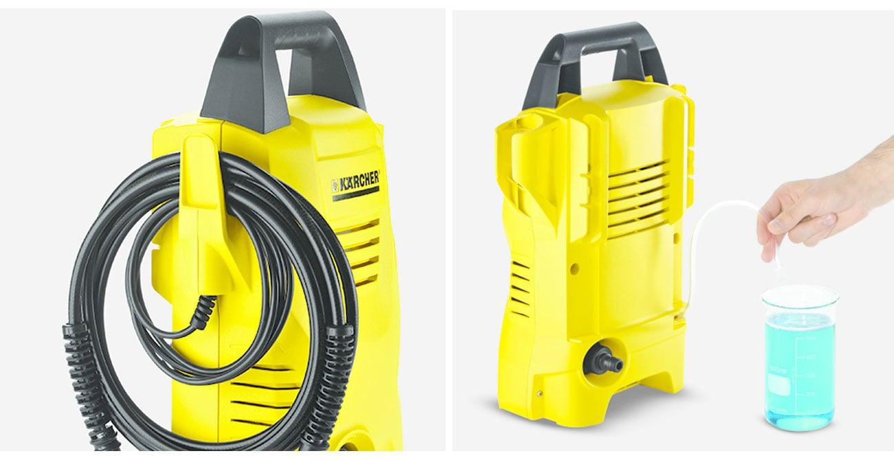 Myjka wysokociśnieniowa Karcher K 2 Home T 150 1.673-240.0
