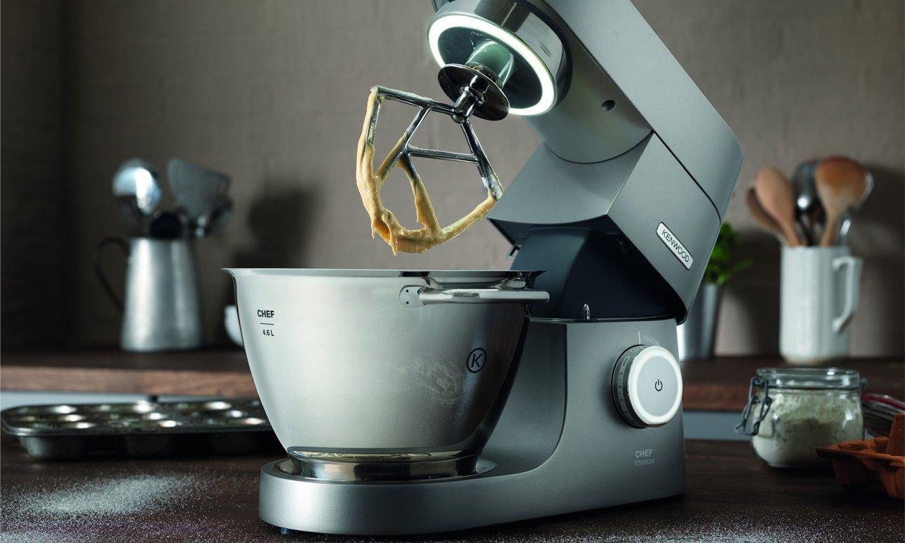 Robot kuchenny z misą Kenwood Chef Titanium KVC7320S