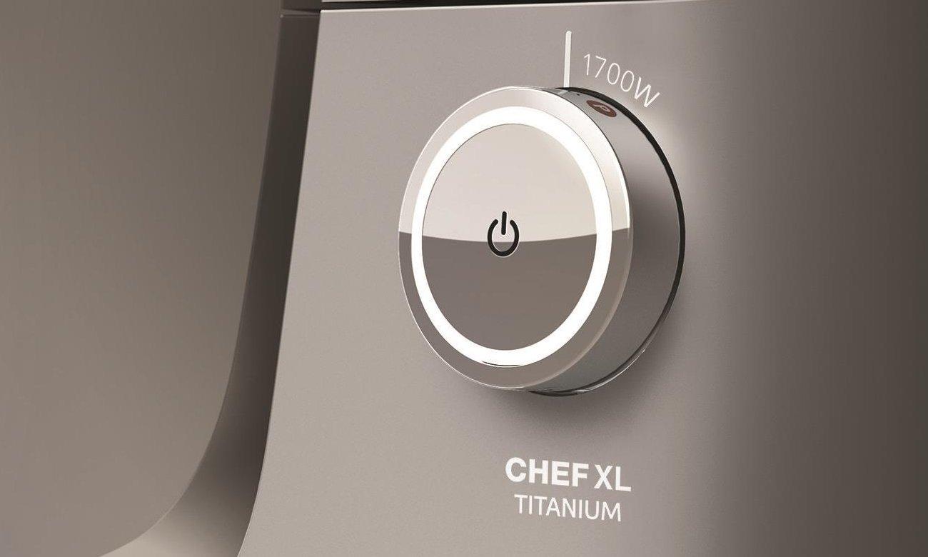 Robot wielofunkcyjny Kenwood Chef Titanium KVL8460S