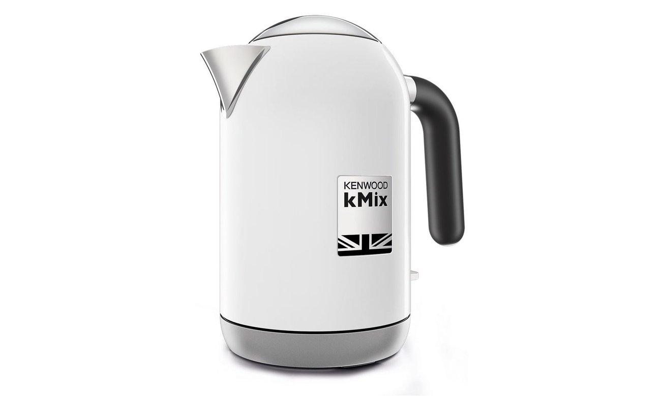 Czajnik elektryczny Kenwood ZJX650WH 1L 2200W zapewnia szybkie gotowanie wody