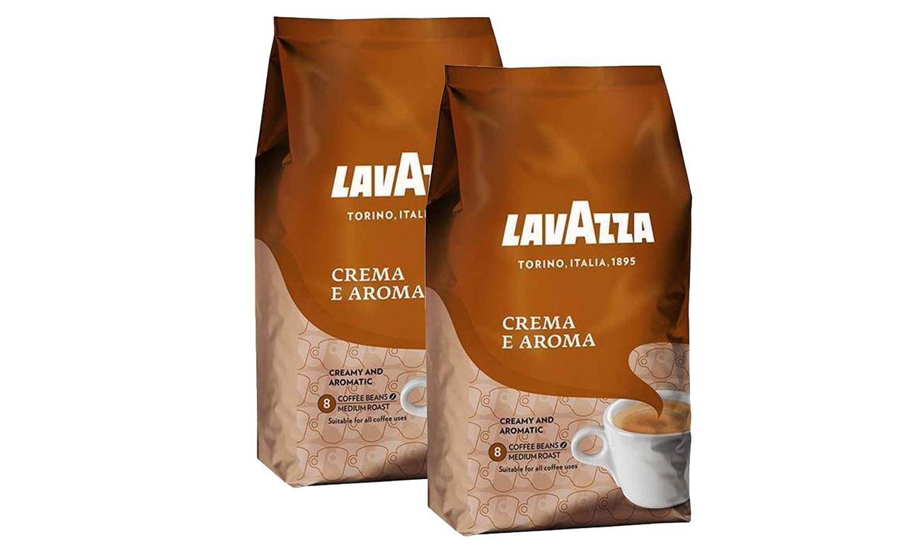 Kawa Lavazza Crema e Aroma 2x1kg