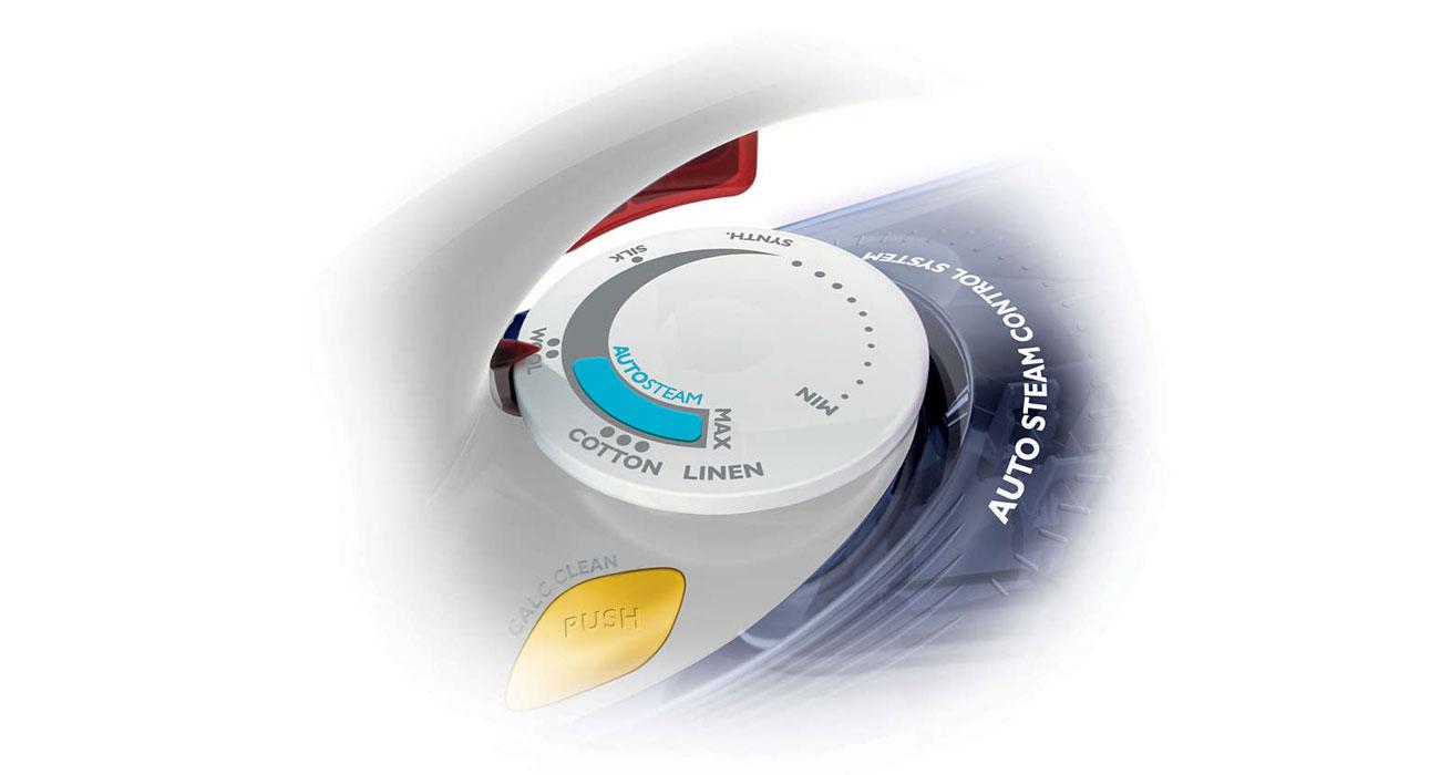 banalnie proste prasowanie żelazkiem Philips Azur Performer GC3802/20
