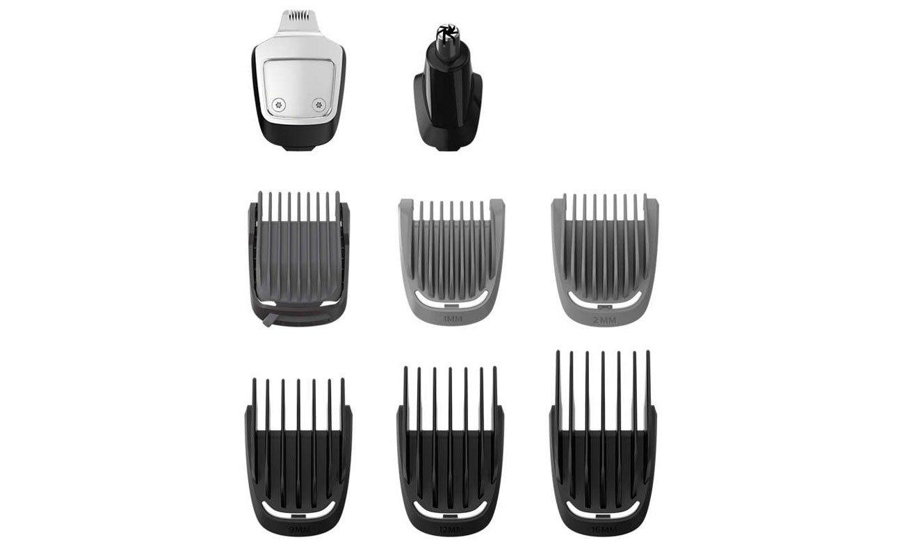 Trymer do włosów i zarostu Philips Multigroom series 5000 MG5720/15