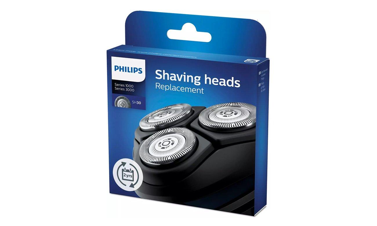 Wymienne głowice golące do golarek Philips shaver series 3