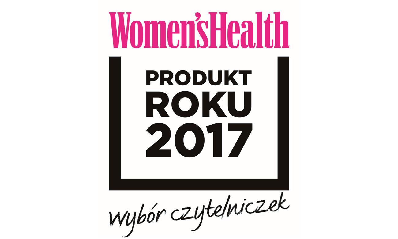 Produkt Roku 2017 magazynu Women's Health