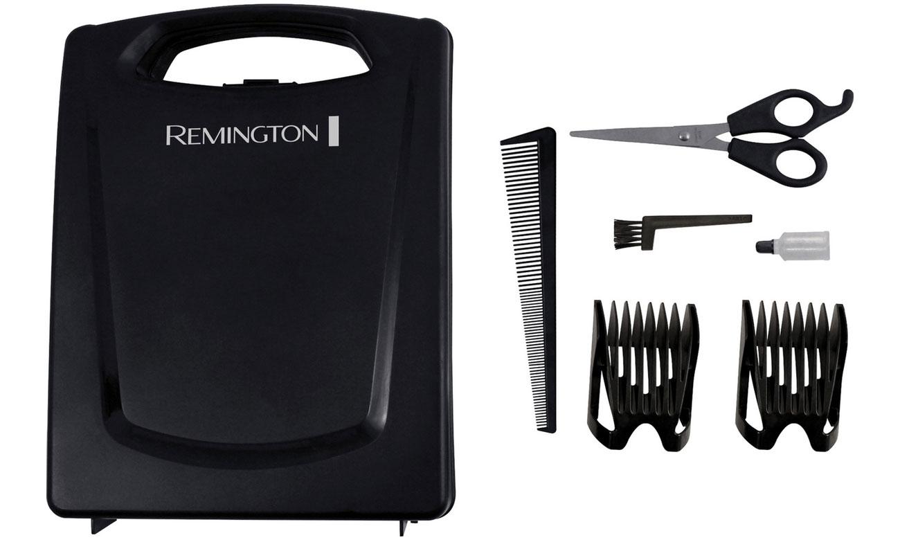 Strzyżarka bezprzewodowa Remington Titianium HC335