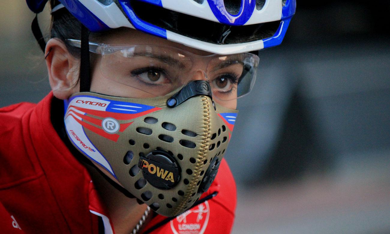 Filtry do maski antysmogowej Respro Cinqro Urban Filter Pack L