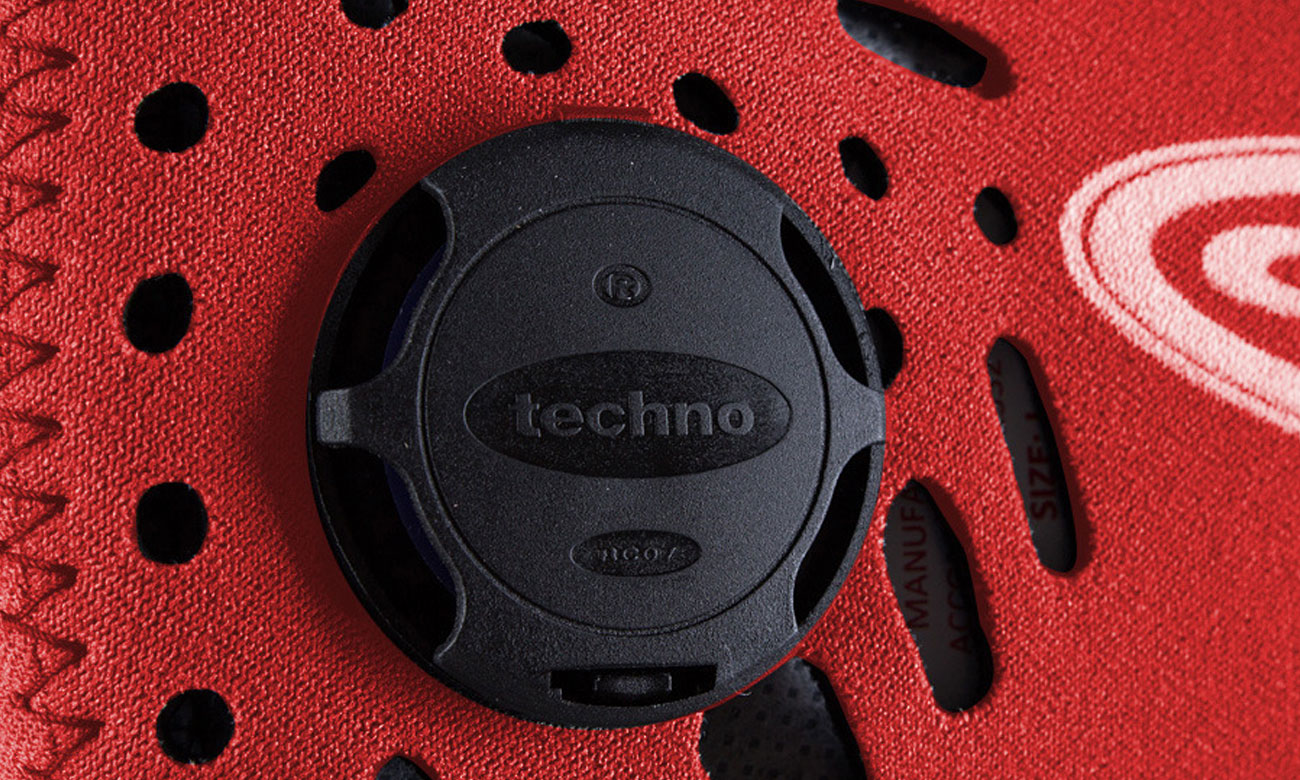 Respro City red L