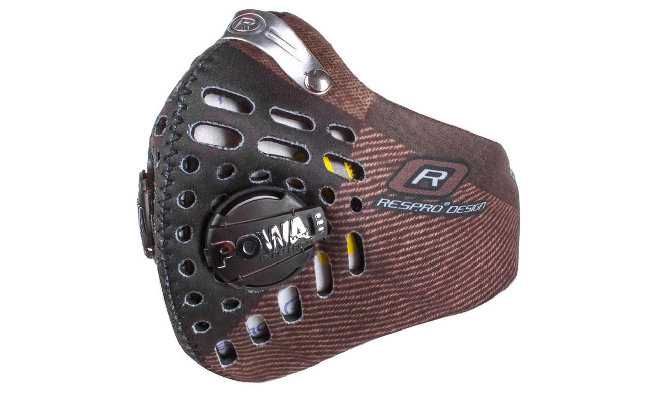 Maska Respro Skin Herringbone XL