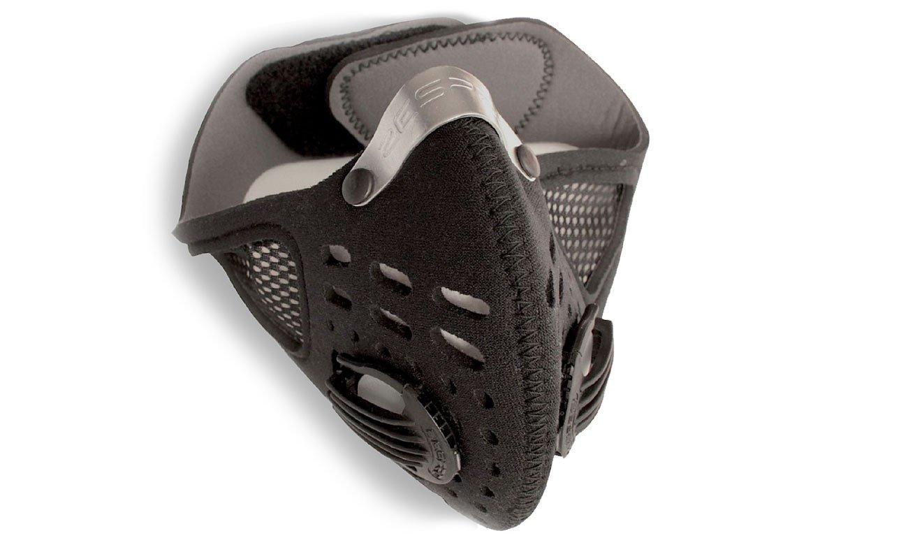 Maska przeciwsmogowa Respro Sportsta Black XL