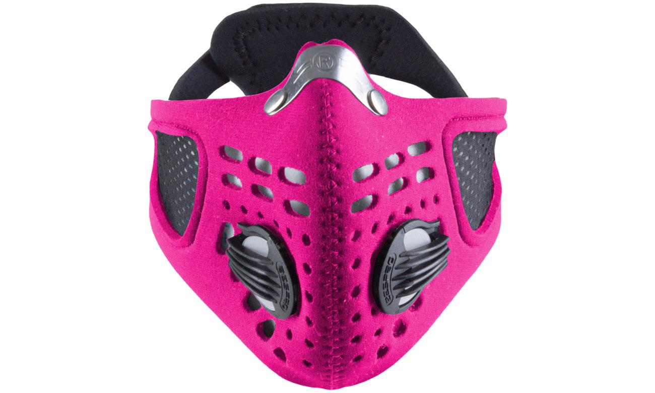 Antysmogowa maska Respro Sportsta pink M