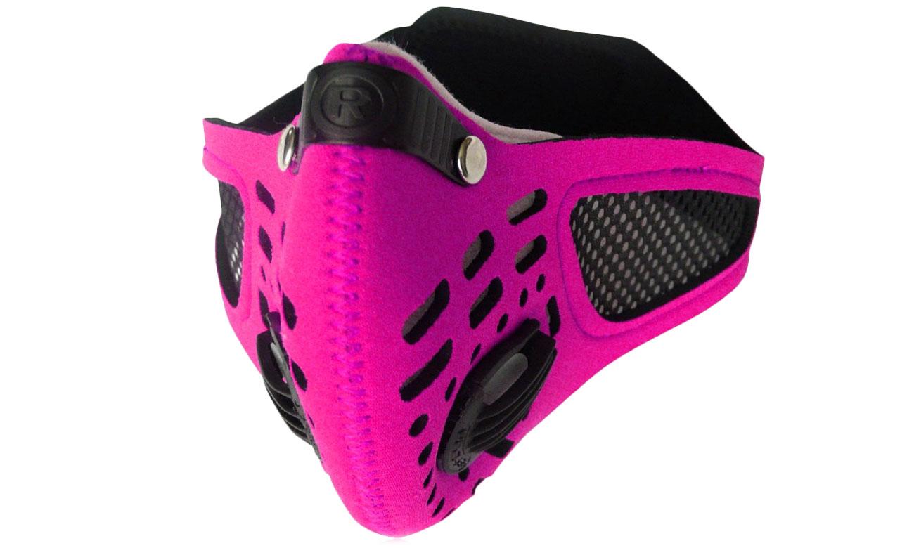 Maska przeciwsmogowa Respro Sportsta pink M