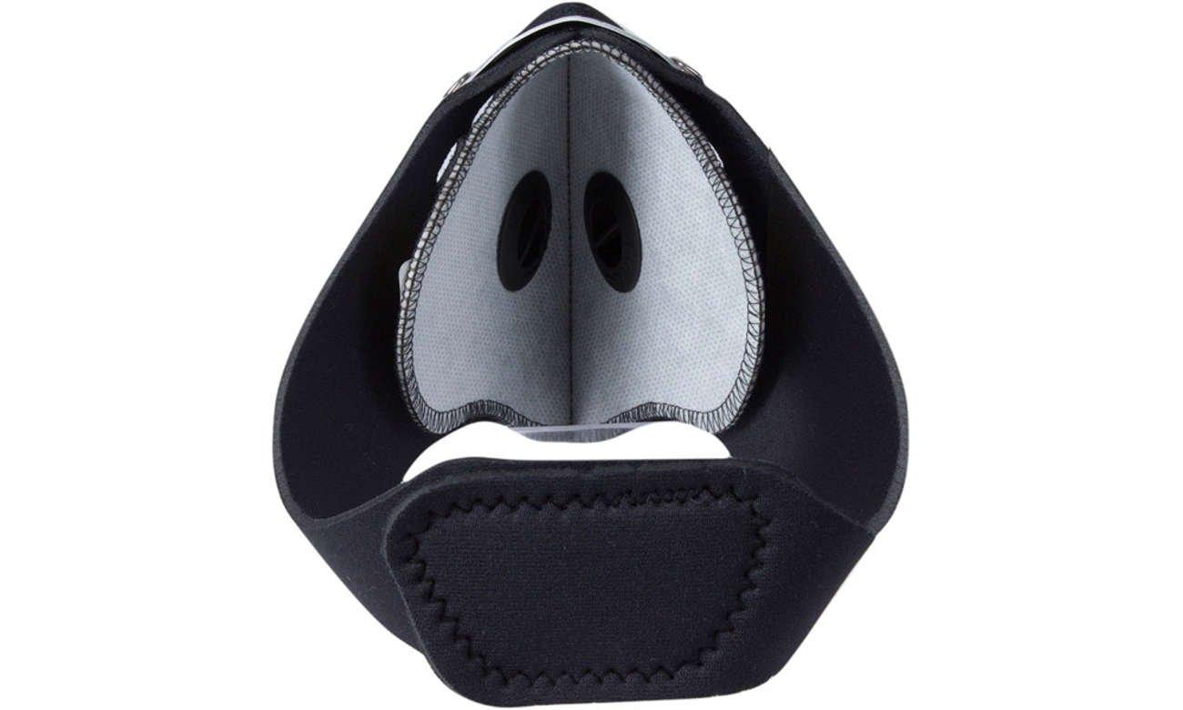 Maska antysmogowa Respro Techno black L