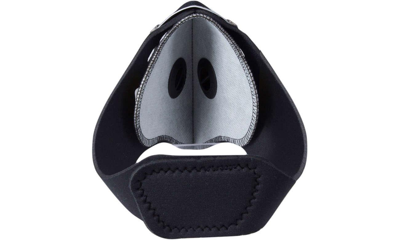 Maska antysmogowa Respro Techno XL black