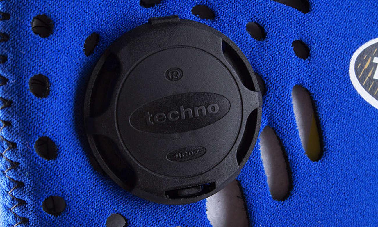 Maska antysmogowa Respro Techno blue M