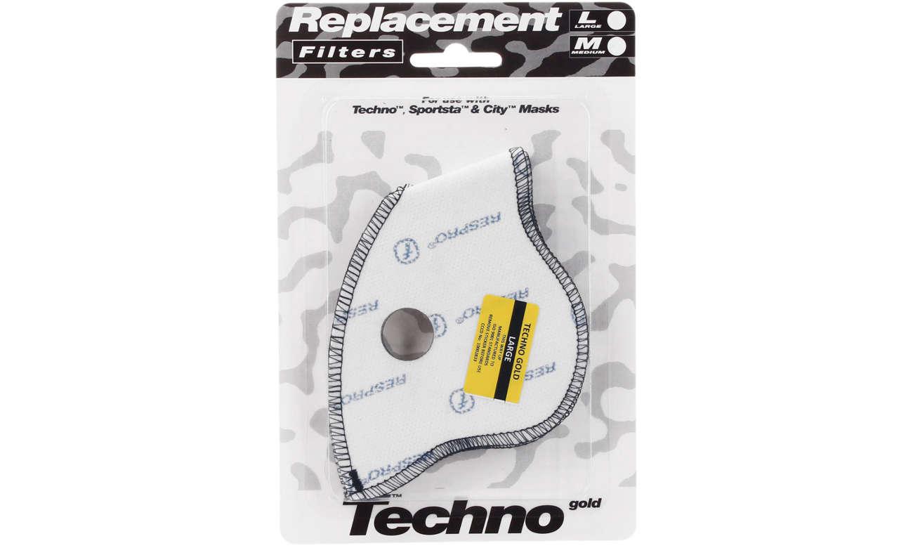 zestaw filtrów Respo techno XL