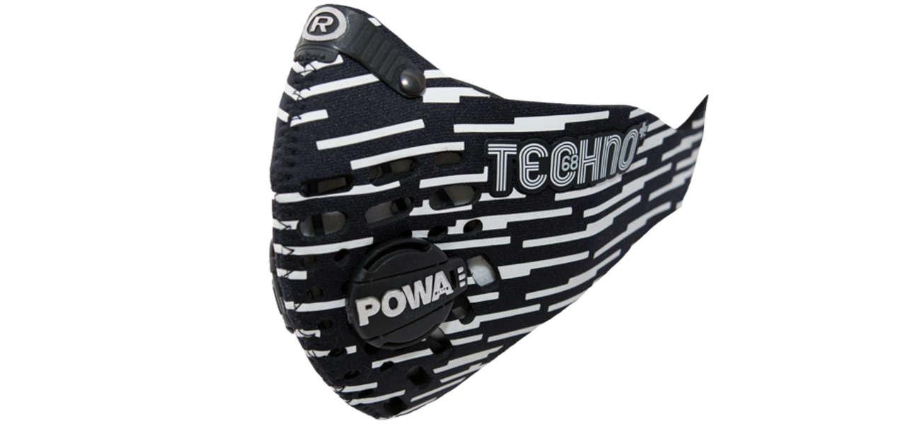 Przeciwsmogowa maska Respro Techno Plus Speed