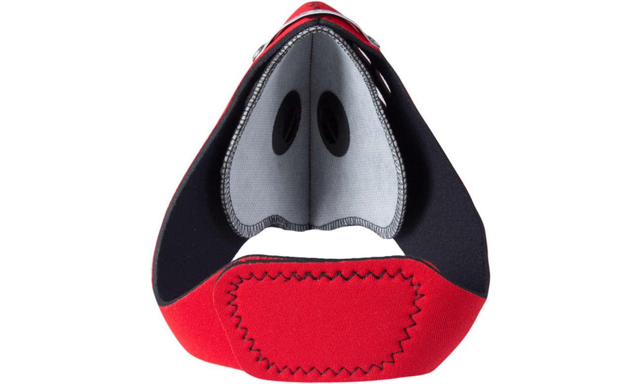 Maska Respro Techno red