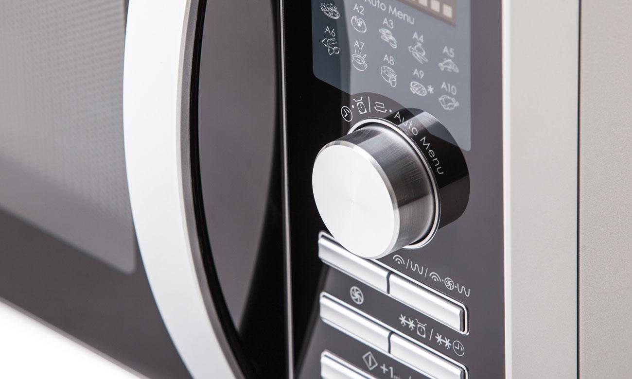 Automatyczne programy w kuchence mikrofalowej Sharp R843INW