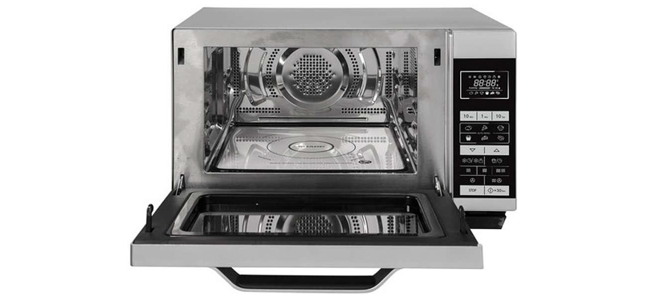 Programy automatyczne w kuchence mikrofalowej Sharp R861