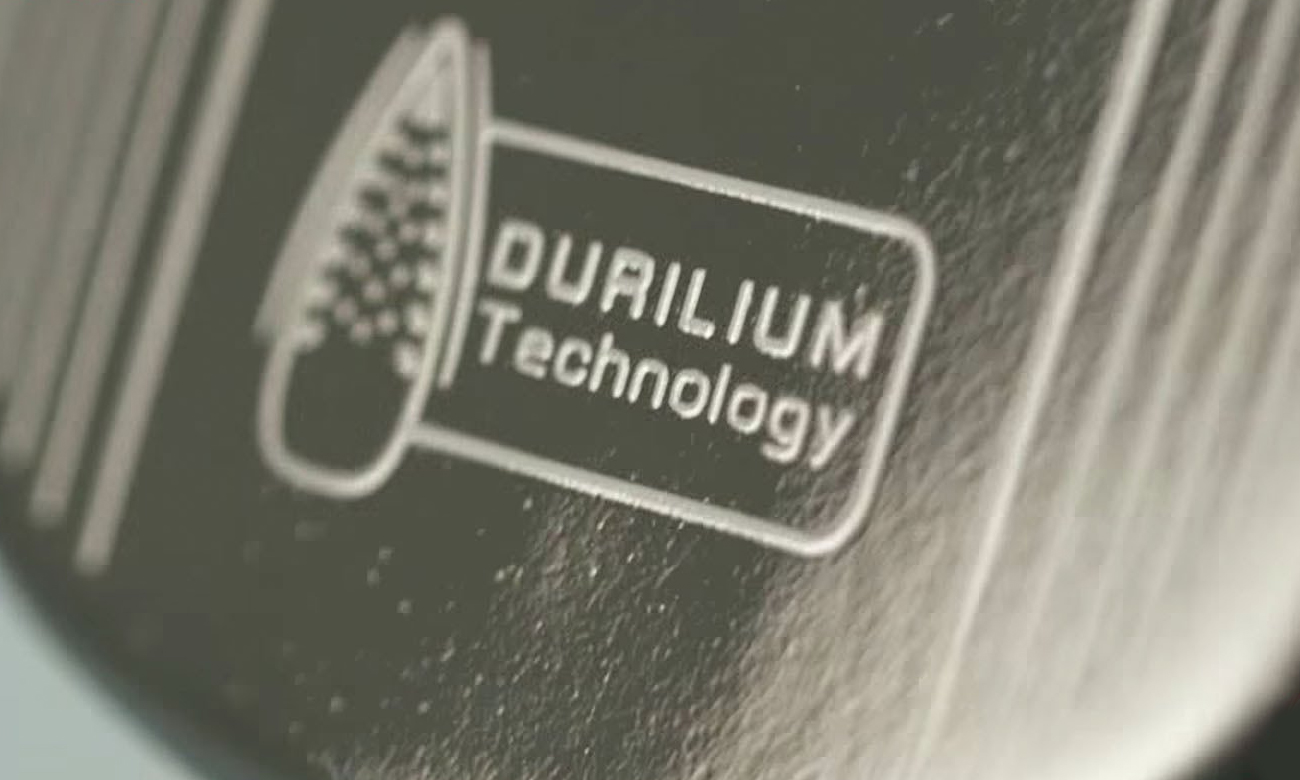 Żelazko Tefal Turbo Pro FV5615 posiada stopę Durilium AirGlide Autoclean