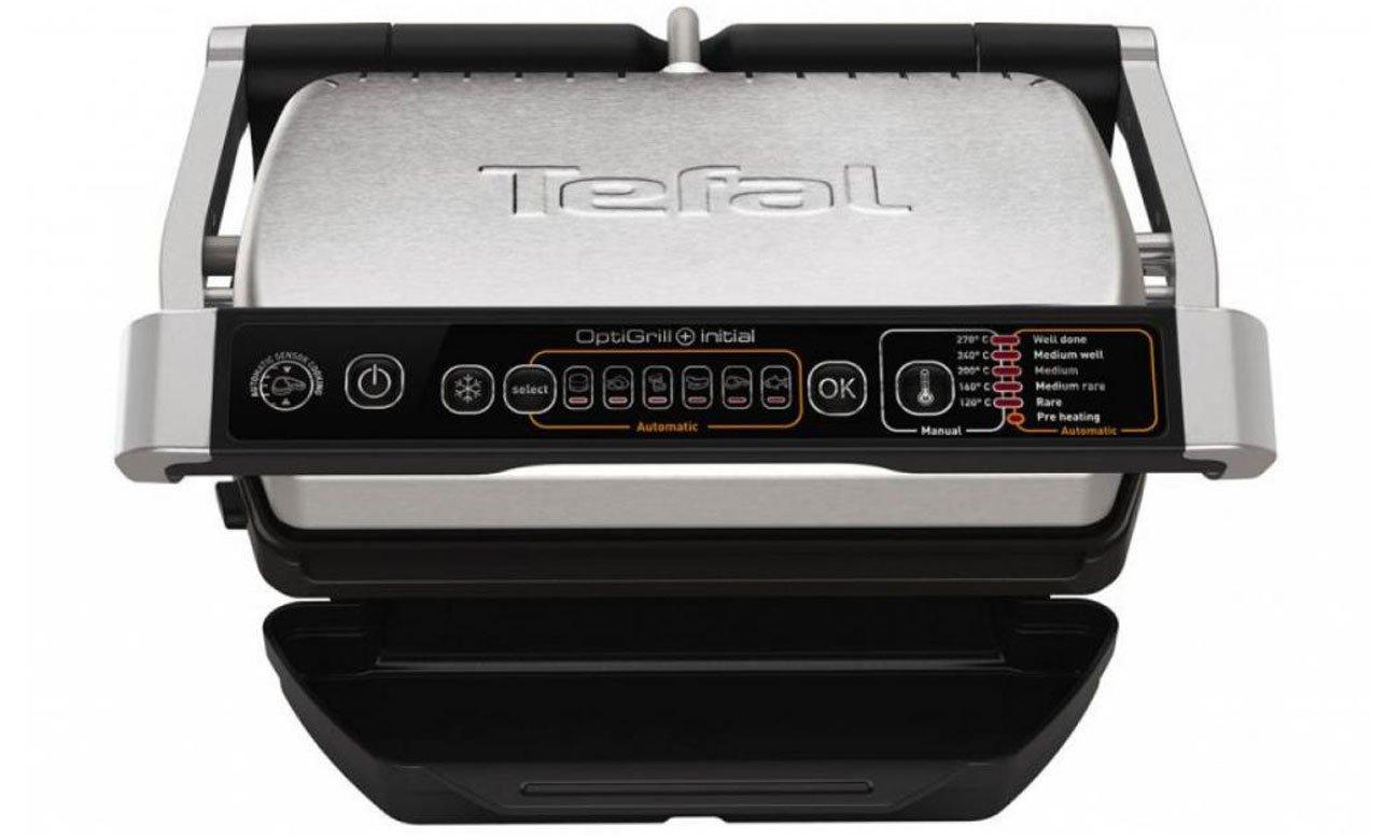 Grill elektryczny Tefal Opti Grill Initial GC706D34