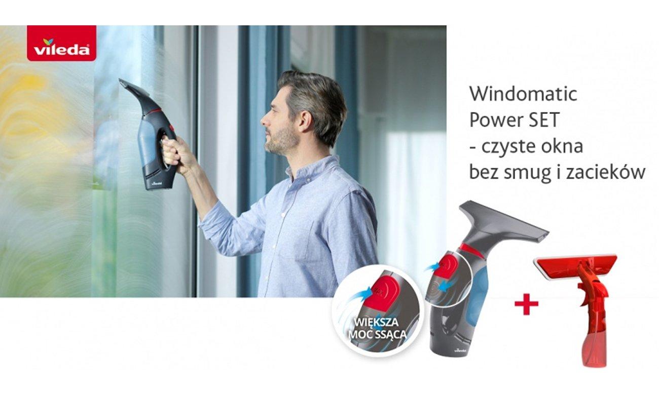 Myjka do okien Vileda Windomatic Power 155723