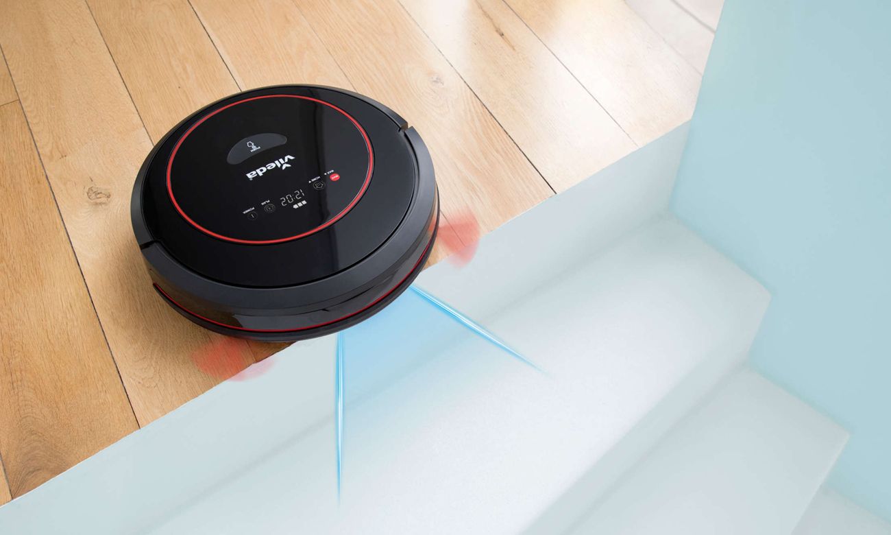 Odkurzacz automatyczny Vileda Robot sprzątający VR 302