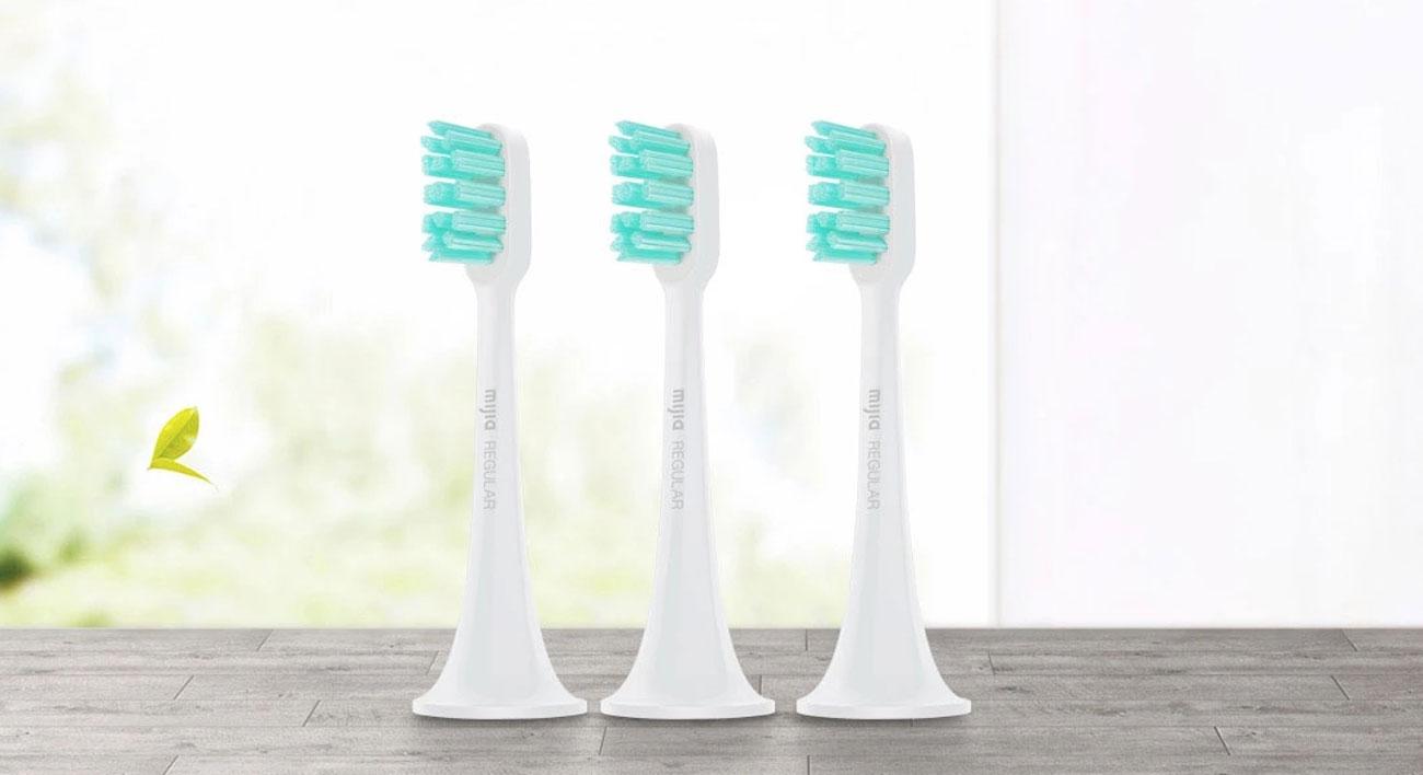 Końcówki do szczoteczki Xiaomi Mi Electric Toothbrush Head 3-Pack