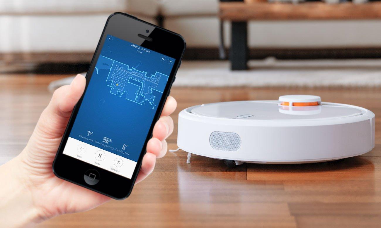 Odkurzacz autonomiczny Xiaomi Mi Robot Vacuum Cleaner