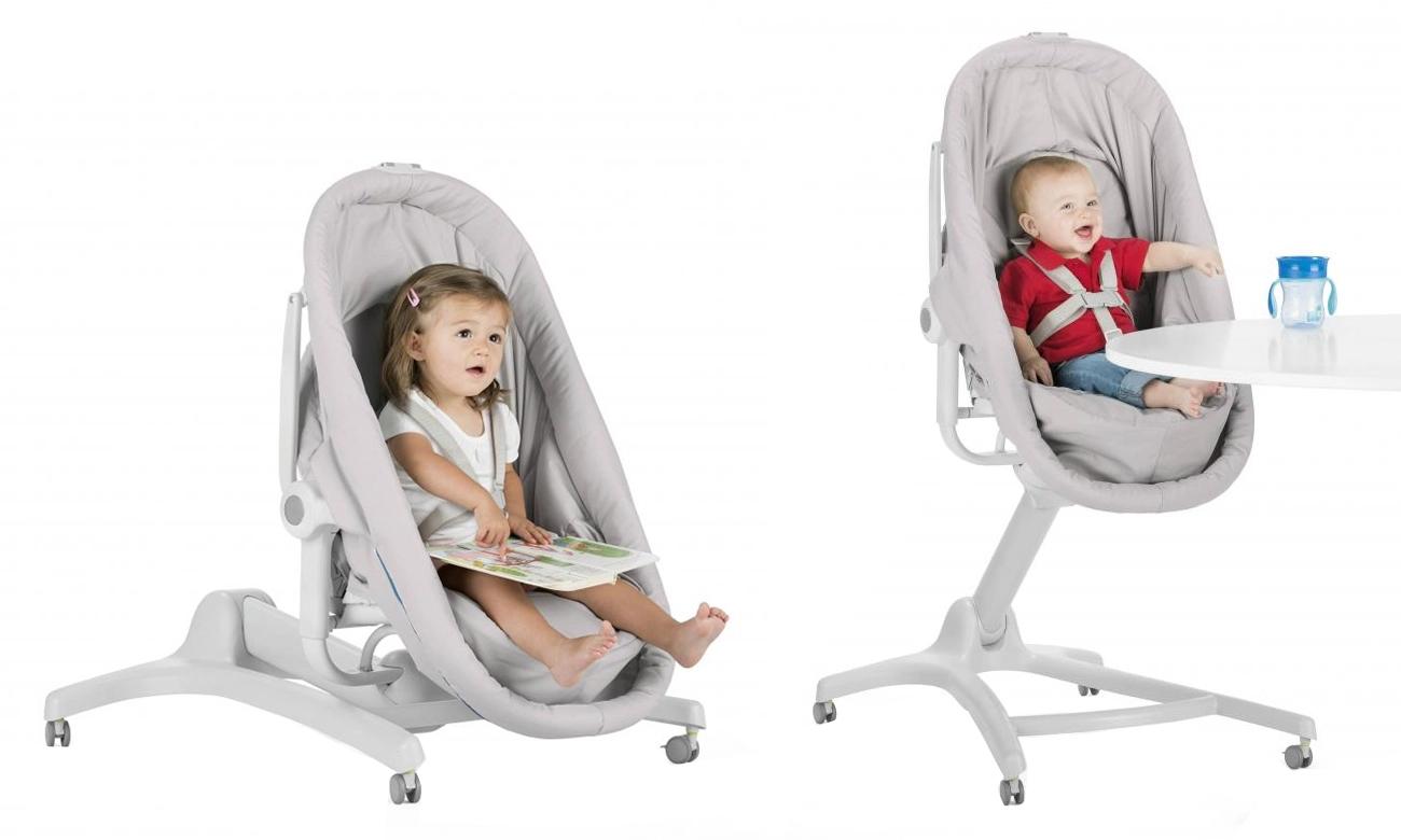 krzesełko do karmienia baby hug