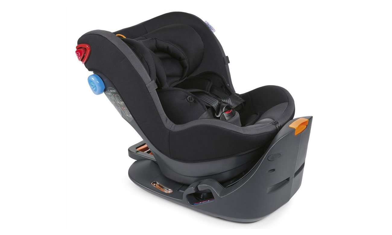 Chicco 2Easy Jet Black