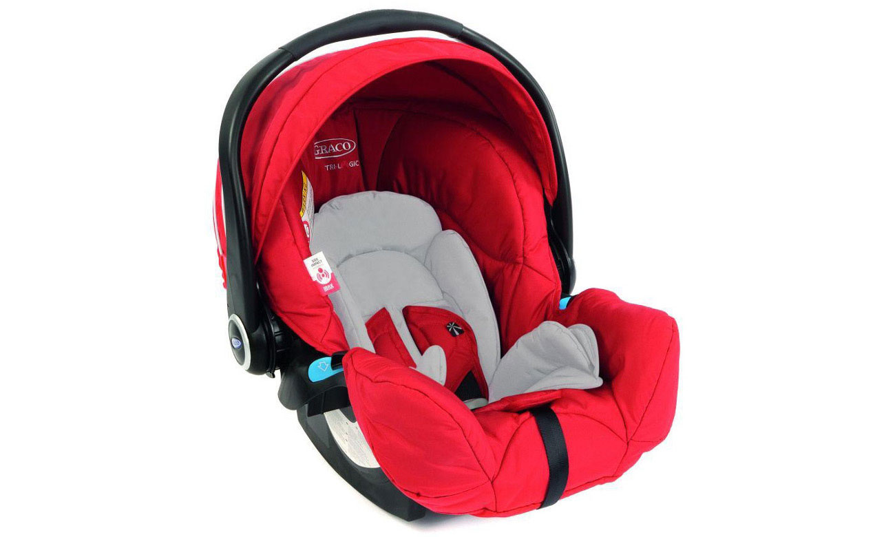 Graco Logico S Hp Chilli Red